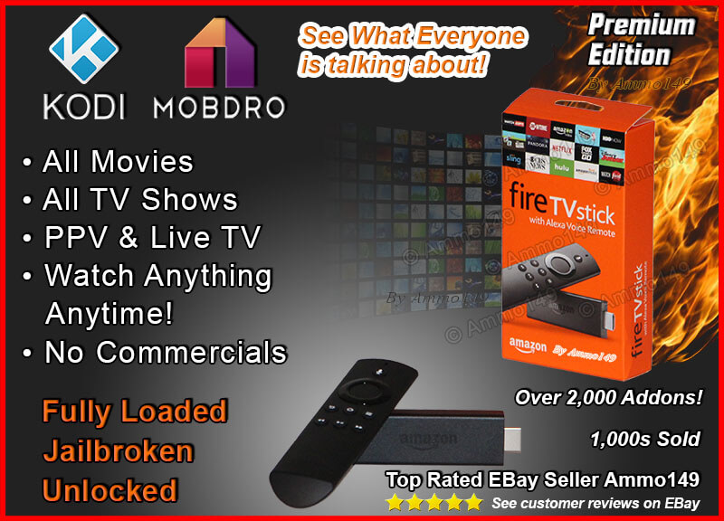 Jailbroken FireStick For Sale